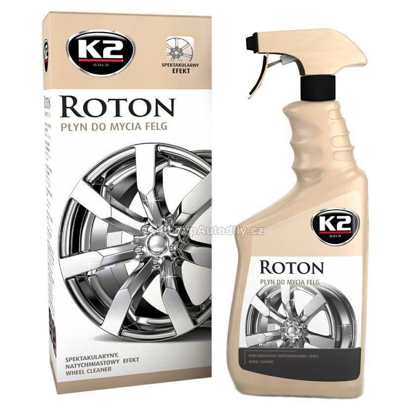 www.autotypautodily.cz K2 ROTON 700ml - profesionální čistič disků kol K2 - PL