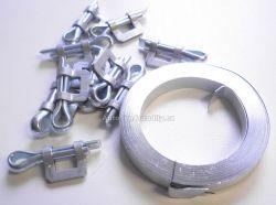 Motex /sada/ 5mm eska páska stahovací páska