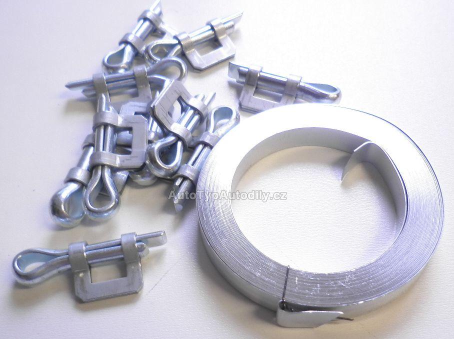 Motex /sada/ 5mm eska páska stahovací páska: 69100 Česko
