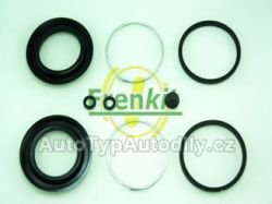 Sada gumiček  kotoučové brzdy Škoda 105,120 46mm: 199-010060