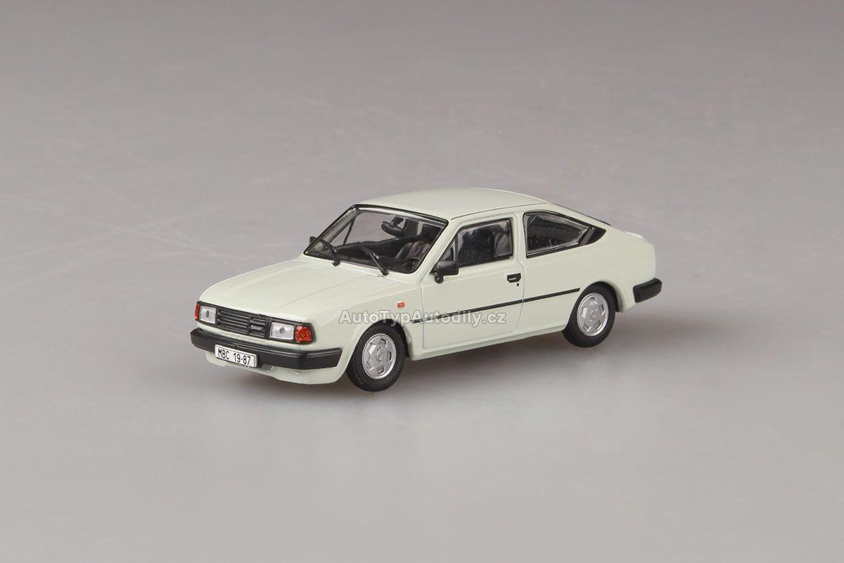 www.autotypautodily.cz Škoda Rapid 136 (1987) 1:43 - Bílá Ledová - POKLICE ABREX