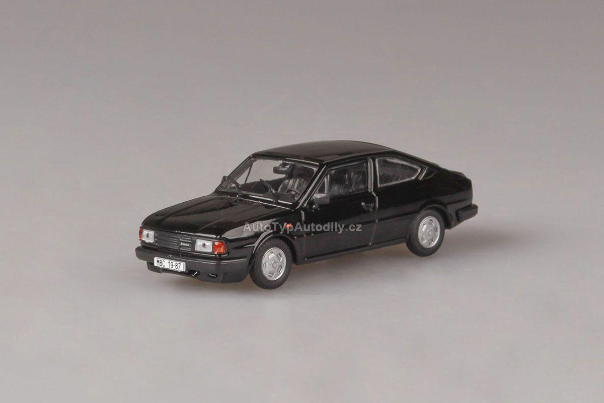 www.autotypautodily.cz Škoda Rapid 136 (1987) 1:43 - Černá - POKLICE ABREX