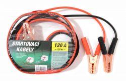 Startovací kabely 120A 2,0m zipper bag