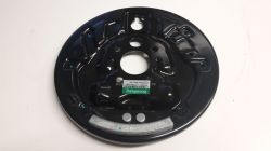 Štít bubnové brzdy Octavia; Roomster pravý zadní: 1J0609426C