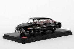 Tatra 603 (1969) 1:43 - Černá - Béžový Interiér ABREX