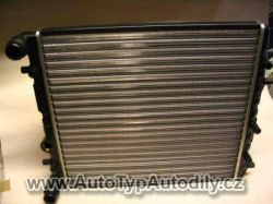 Chladič Škoda Fabia 1,0 - 1,4   bez klimatizace  Seat/ VW 403X413 ORIGINÁL: 6Q0-121253AG