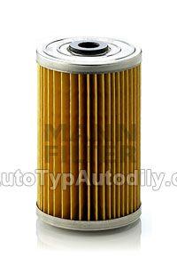 Filtr olejový Škoda 1000,100,120,110,vložka MANN H719/2 : 110040230