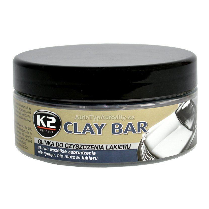 www.autotypautodily.cz CLAY BAR 200 g - hmota pro odstranění povrchových nečistot laku
