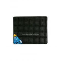 Koberec gumový 40x49 cm, černý