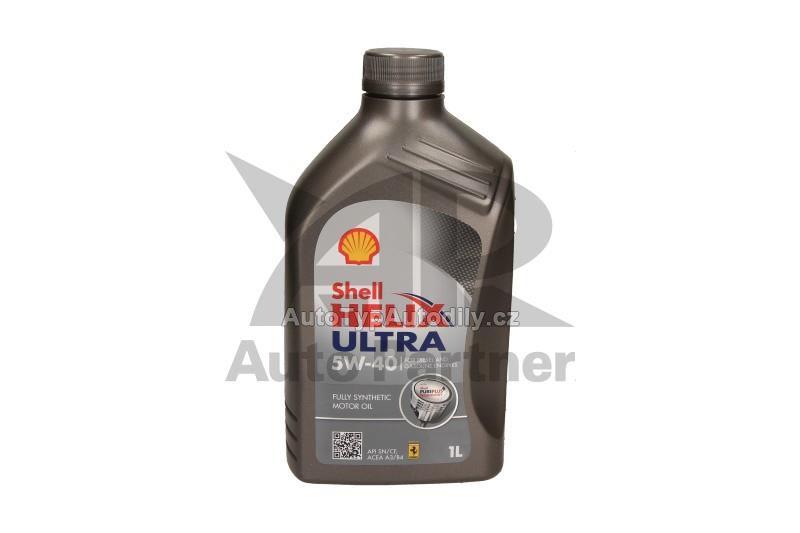 www.autotypautodily.cz Olej motorový SHELL 5W40 1L HELIX ULTRA