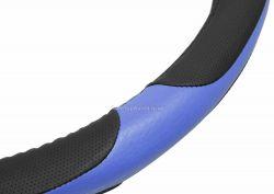 Potah volantu GRIP modrý COMPASS