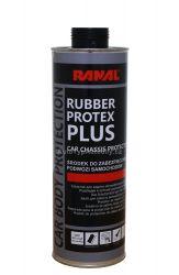 Prostředek k ochraně podvozku karoserie RUBBER PROTEX PLUS nepřelakovatelný 1l
