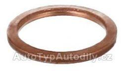 Těsnící kroužek, olejová vypouštěci zátka 12mm