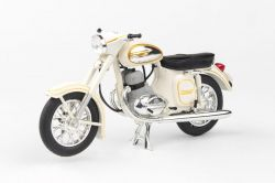 Jawa 350 Kývačka Automatic (1966) 1:18 - Bílá
