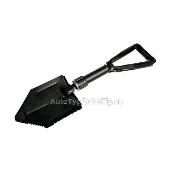 Lopata skládací kovová Lampa - IT