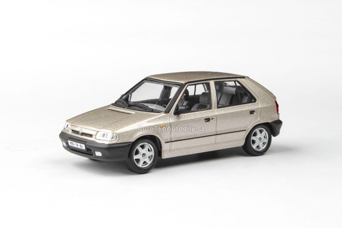 Škoda Felicia (1994) 1:43 - Champagne Metalíza ABREX