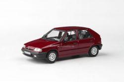 Škoda Felicia (1994) 1:43 - Červená Romantická
