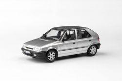 Škoda Felicia (1994) 1:43 - Stříbrná Metalíza