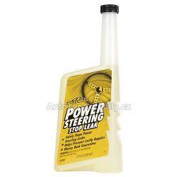 Těsnící přísada do posilovače řízení Power Steering Stop Leak 355ml Gold Eagle