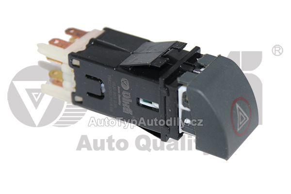 Vypínač výstražných světel Škoda Felicia CN : 6U0-953235
