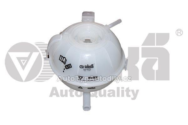 Nádobka vyrovnávací chladící kapaliny Škoda Fabia/Fabia2/Roomster. VIKA-CN : 6Q0-121407A