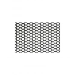 Plastová mřížka nárazníků ORIGINAL LOCK 120 x 40 cm Black (oko 8 x 18mm)