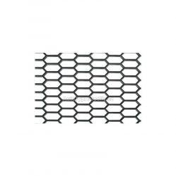 Plastová mřížka nárazníků ORIGINAL LOCK 120 x 40 cm Black (oko 15 x 35mm)