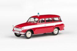 Škoda 1202 (1964) 1:43 - Požární Ochrana
