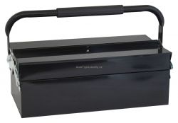 Skříňka nářadí 63 dílů, METAL BOX COMPASS