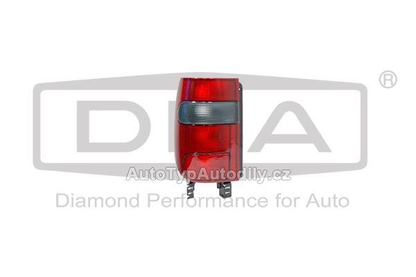 Světlo zadní Škoda Felicia pick-up levé : 6U1-945111 Diamond