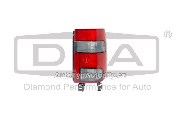 Světlo zadní Škoda Felicia pick-up pravé : 6U1-945112 Diamond