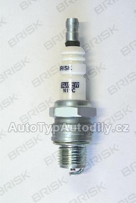Svíčka N15C Trabant : 194-800015 Brisk
