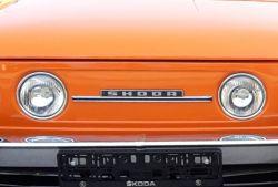 Těsnění- guma pod přední přídavné světlo Škoda 110R/LS:111-920800 Česko
