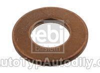 Těsnící kroužek, olejová vypouštěci zátka 10x20mm