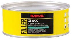 Tmel karosářský vlákno - GLASS 0,5kg