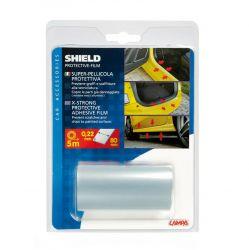Páska ochranná lepící 5m-80mm transparentní NEW 6/2021