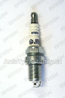 Svíčka D17YC Brisk-Super