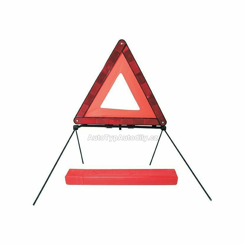 Trojúhelník výstražný : 01523