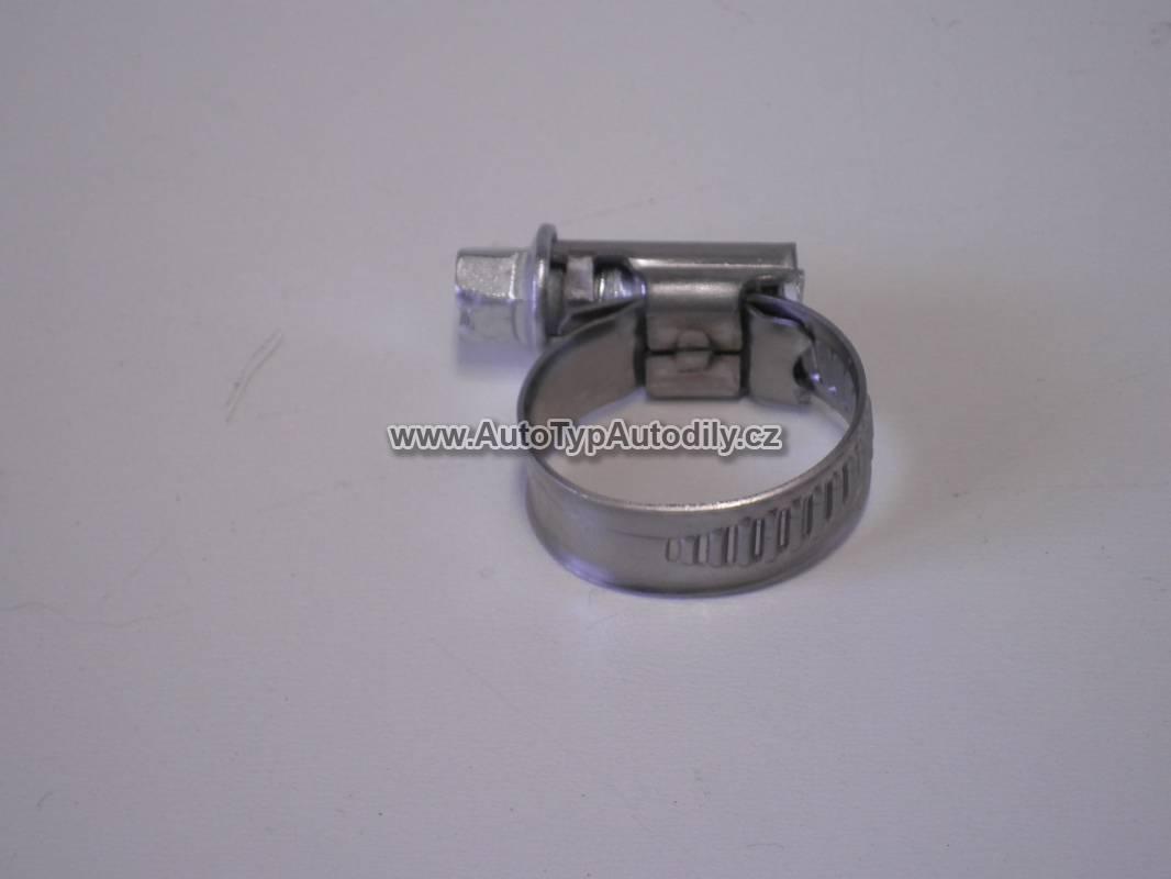 Hadicová spona 16-27 mm PL