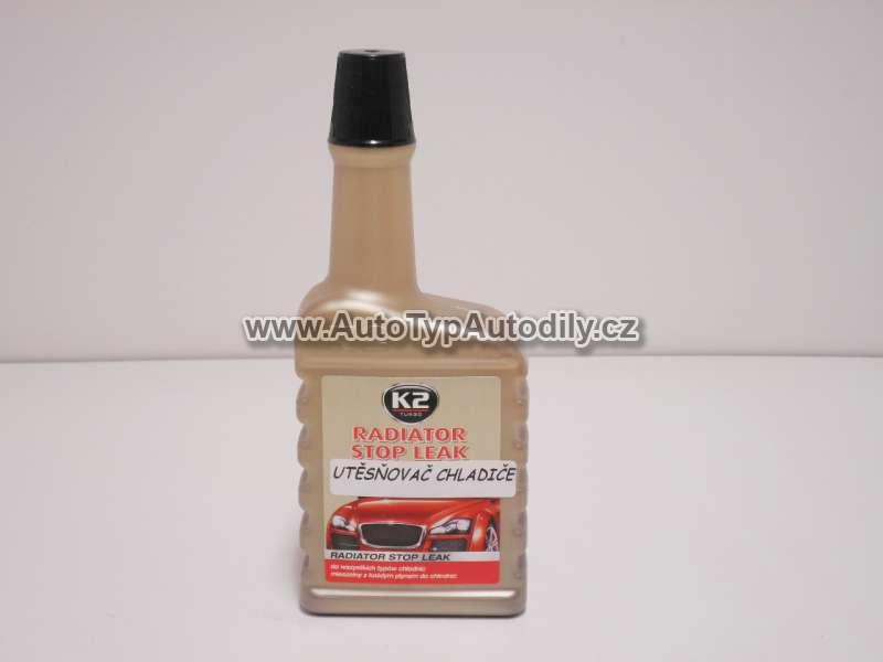 www.autotypautodily.cz K2 RADIATOR STOP LEAK 400 ml - utěsňovač chladiče a chladicího systému : T231 K2 - PL