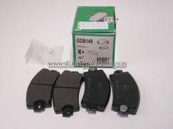 Destičky brzdové DACIA 1310/1300/Renault/Fiat