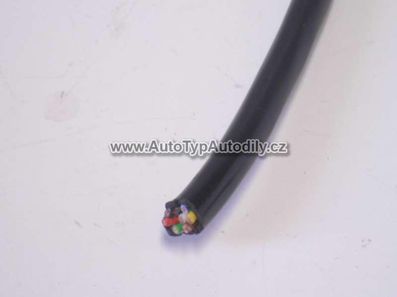 Kabel 7-žilový 6x1mm + 1x1,5mm