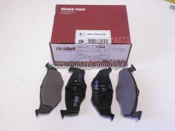 Destičky brzdové přední Škoda Fabia/Fabia2 pro kotouč 239x18 CN : 6N0-698151C