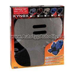 www.autotypautodily.cz Autopotahy Kynox šedo - černé Lampa