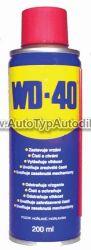Mazivo universální WD40 250ml