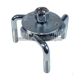 Klíč na olejový filtr, nastavitelný