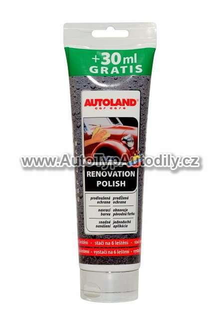 www.autotypautodily.cz Leštěnka renovační NANO+ tuba 280ml : 00481 AUTOLAND