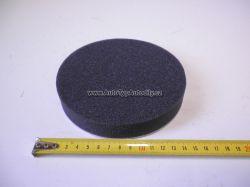 Leštící kotouč Soft - jemný černý - průměr 150 mm / 25 mm