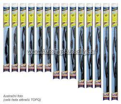 Stěrač kovový TOP Q 710mm GRAFIT 10016 COMPASS