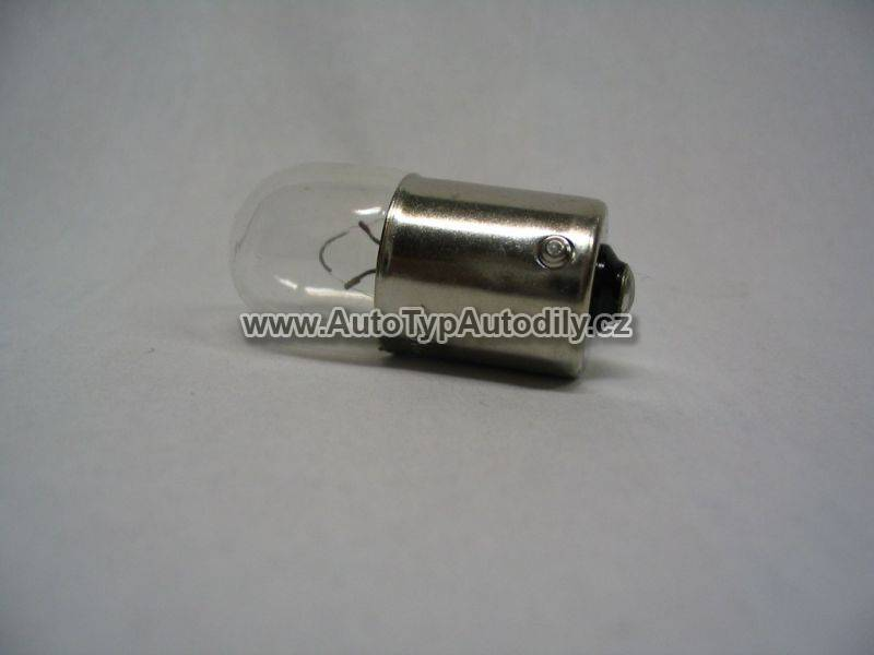 www.autotypautodily.cz Žárovka 24V 10W BA15S Lampa